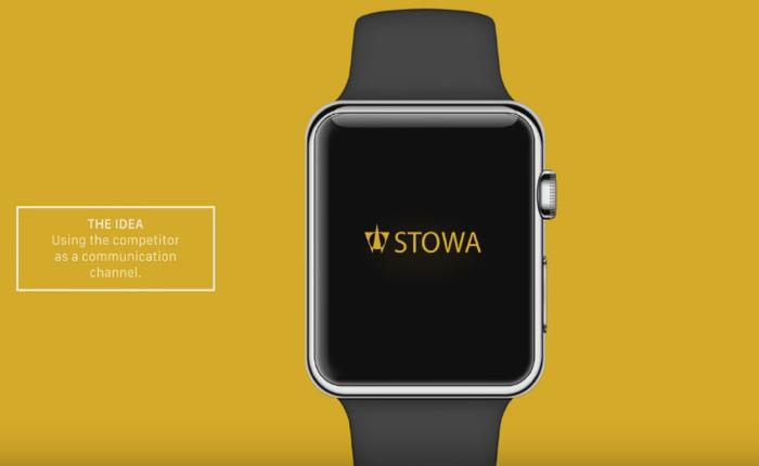 บริษัทนาฬิกาหัวทันสมัยโปรโมทสินค้า+บริการผ่านแอปฯ ใน Apple Watch