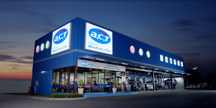 A.C.T-5
