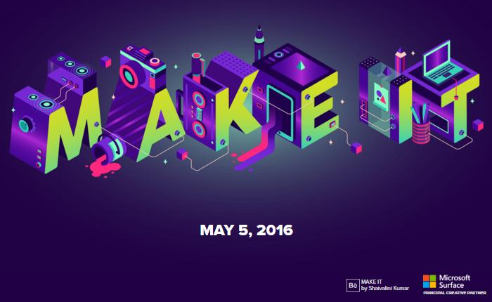 อะโดบีเปิดลงทะเบียนเข้าร่วมงานประชุมประจำปี MAKE IT ทางออนไลน์