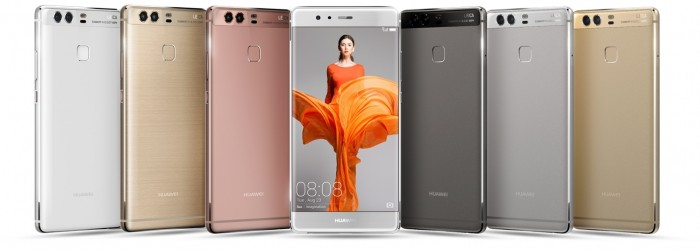 Huawei_P9 colors