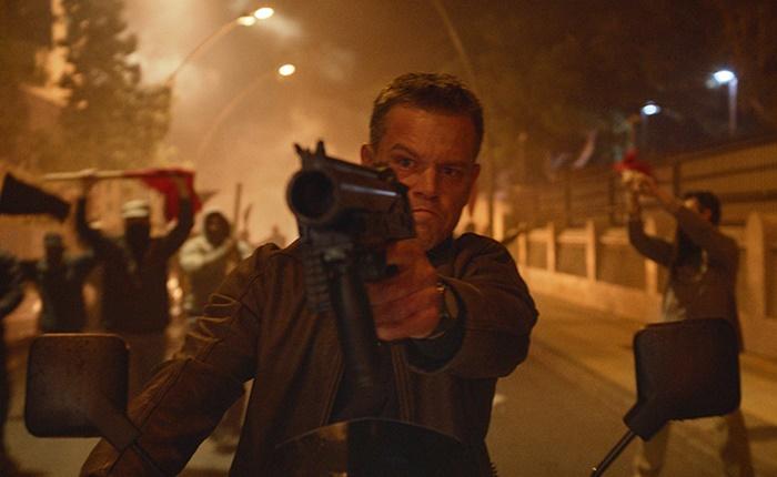 พบกับการกลับมาของแมตต์ เดม่อน ในแอ็คชั่นทริลเลอร์สุดมันส์ Jason Bourne