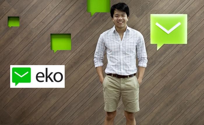 กรวัฒน์ เจียรวนนท์ แห่ง EKO กับเป้าหมาย Startup ไทยเจาะตลาดโลก