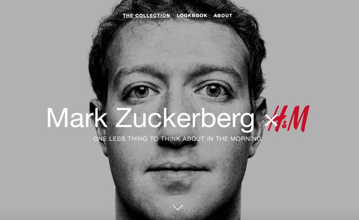 """สีสันวันโกหกที่ต้องยกนิ้วให้ """"Mark Zuckerberg x H&M"""" คอลเลคชั่นเสื้อผ้าสไตล์ CEO เฟสบุ๊ค"""