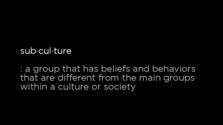 Sub-culture กับ Nich Market การตลาดของกลุ่มคนที่เปลี่ยนโลก
