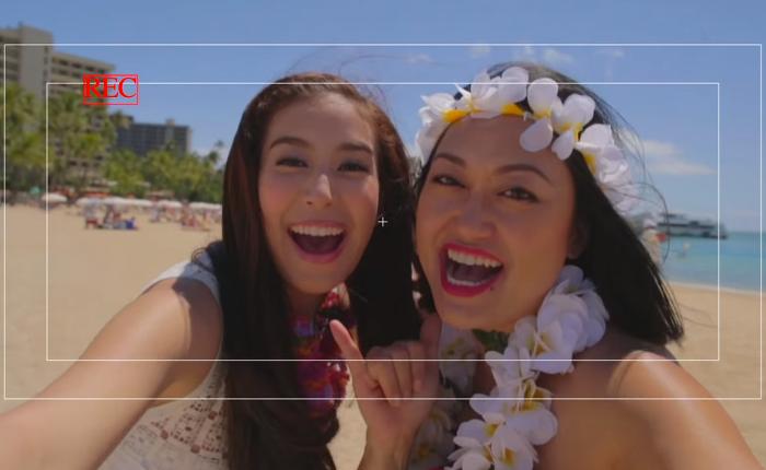 """ตอกย้ำรางวัล Asia YouTube Ads Leaderboard กับการกลับมาอีกครั้งของ """"มิ้นต์ ชาลิดา"""" ที่ฮาวาย"""