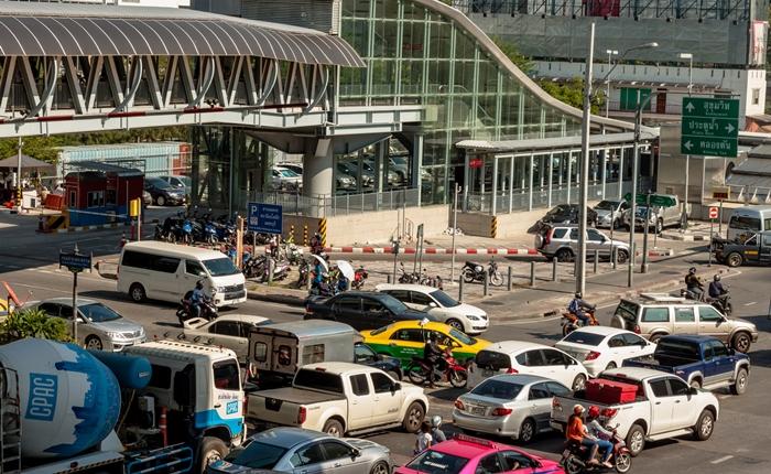 ฟอร์ด เผยสำรวจ คนไทยยังยิ้มได้ แม้ต้องเจอกับรถติดสุดๆ
