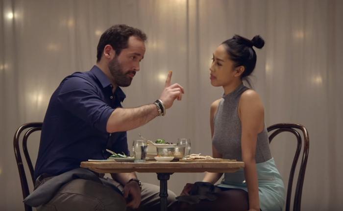 เขิลล์อ่ะ! เมื่อ Knorr จับคู่คนโสดตามรสนิยมอาหารมานัดบอดกัน เรื่องฟินๆ จิกหมอนก็เกิด