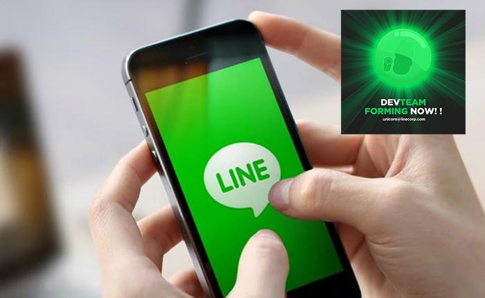 LINE รุกตลาดอย่างหนัก ตั้งทีมพัฒนาครั้งแรกในไทย พัฒนาแอพเพื่อคนไทย