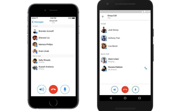 Messenger ปล่อยฟีเจอร์ใหม่ Group calls คาดทำได้สูงสุดพร้อมกันถึง 50 คน
