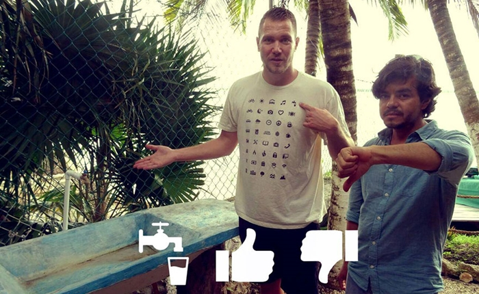 อยากพูดอะไรก็แค่ชี้…เสื้อยืดสำหรับนักท่องเที่ยว ไม่ว่าจะอยู่ประเทศไหนก็สื่อสารได้
