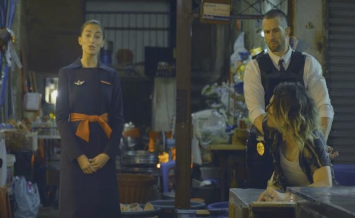 Air France ร่วมโปรโมทเทศกาลหนังเมืองคานส์ดูหนังรางวัลบนเครื่องยังไม่จบ แจกโค้ดกลับไปดูต่อได้ที่บ้าน