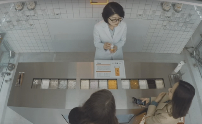 ร้านพิซซ่าญี่ปุ่นกับมุขหักมุม เปิดร้านขายวิตามินเอาใจลูกค้าผู้ขาดสารอาหาร สุดท้ายชวนมาทานอาหารที่ร้านซะเลย!