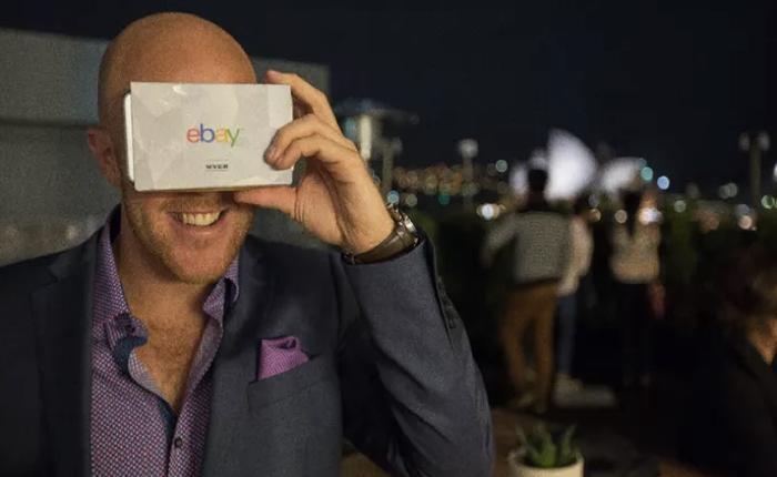 อีเบย์อัปเกรดตัวเอง เปิดระบบช้อปปิ้งผ่านแว่นตาสามมิติ VR