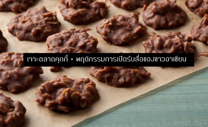 เจาะตลาดคุกกี้ในอาเซียน ชิ้นเล็กๆ ที่มีมูลค่าตลาดรวม 2,400 ล้านดอลลาร์สหรัฐฯ