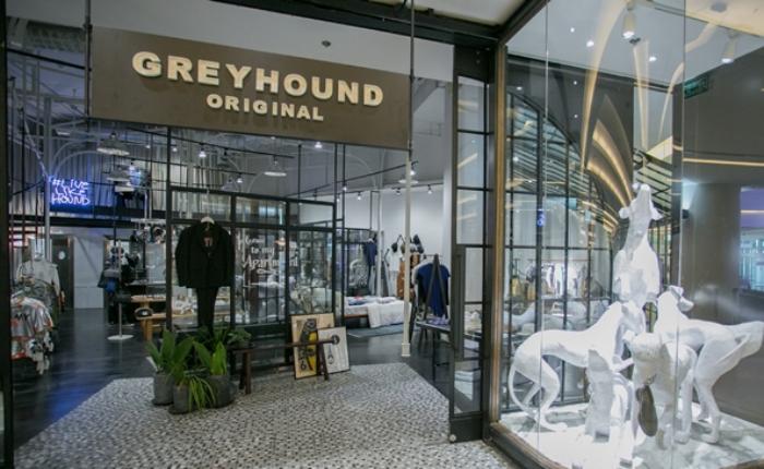 Greyhound วันนี้ไม่ได้มีดีแค่แฟชั่น แต่เป็นผู้นำไลฟ์สไตล์ เปิดตัวช็อปใหม่ภายใต้แนวคิด #Live Like Hound
