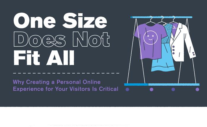 เสื้อไซส์เดียวกัน อาจไม่ได้เหมาะกับทุกคน เว็บไซต์ eCommerce ก็เช่นกัน