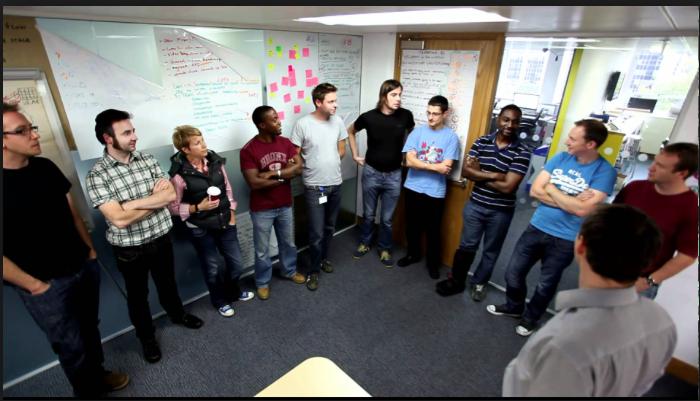 เปลี่ยนการประชุมไร้สาระ มาเป็นการประชุมที่มีประสิทธิภาพในการทำงานกัน