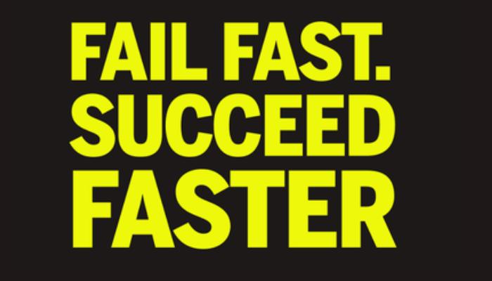 อย่ากลัวที่จะล้มเหลว ล้มเหลวก่อน สำเร็จก่อน บทเรียนจาก Startup สู่การตลาด