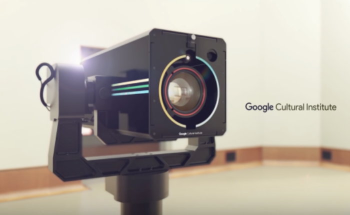Art Camera จาก Google นวัตกรรมที่รวมสุดยอดงานศิลปะทั่วโลก มาอยู่บนหน้าจอคุณแบบ Full HD