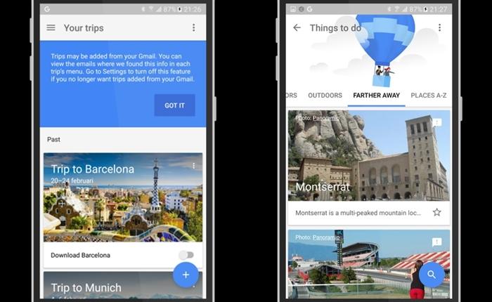 "Google เตรียมเปิดตัวแอปฯ ใหม่ ""Google Trips"" รวมเรื่องท่องเที่ยวไว้ในที่เดียว"