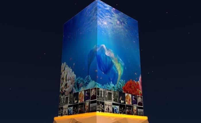 """ครั้งแรกกับสื่อ LED Interactive """"Social Life Tower"""" แลนด์มาร์คแห่งใหม่บนสนามบินภูเก็ต"""