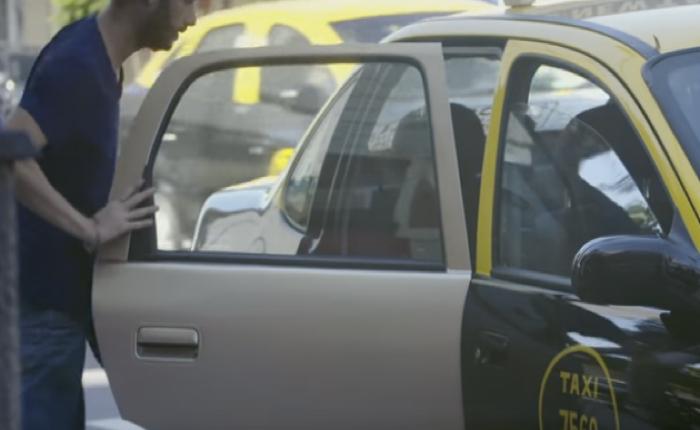 ที่อาร์เจนติน่า ใช้แท็กซี่ผุพังเป็นช่องทางชวนคนบริจาคอวัยวะ