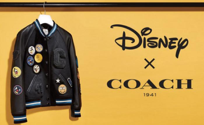 สาวๆเตรียมกรี๊ดสลบเมื่อ Disney จับมือ Coach ทำเครื่องหนังกลิ่นอายมิกกี้เมาส์