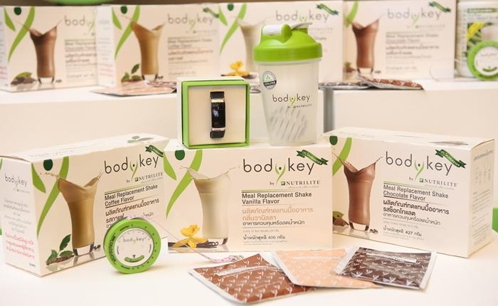 """กว่า 1 ปี 1,000 ล้านบาท ไขเบื้องหลังความสำเร็จ """"BodyKey by Nutrilite"""""""