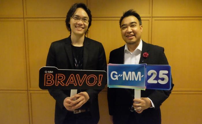 GMM25 ผนึก GMM BRAVO สร้างนวัตกรรม CONTENT ใหม่ มุ่งเป้าตอบความต้องการคนรุ่นใหม่ อายุ 15-34 ปี