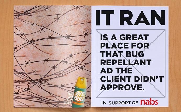 """Ad ล้วนๆ บทความไม่เกี่ยว """"It Ran"""" แมกกาซีนที่เปิดพื้นที่ให้ทุกโฆษณาได้ตีพิมพ์"""