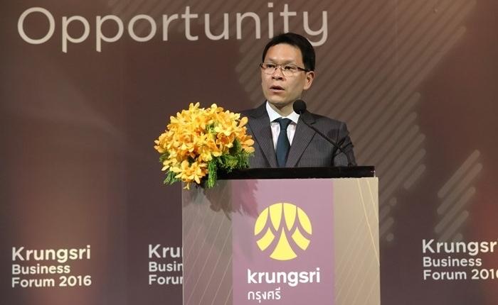 ธนาคารกรุงศรีฯ สนับสนุนนักธุรกิจ รู้ทันเศรษฐกิจโลกและโอกาสธุรกิจไทย