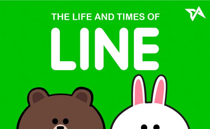 เปิดไทม์ไลน์ LINE ครบรอบ 5 ปีเต็ม
