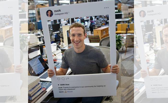 Instagram ประกาศมีผู้ใช้ทุกเดือนสูงถึง 500 ล้านคนแล้ว มาร์คเป็นปลื้ม