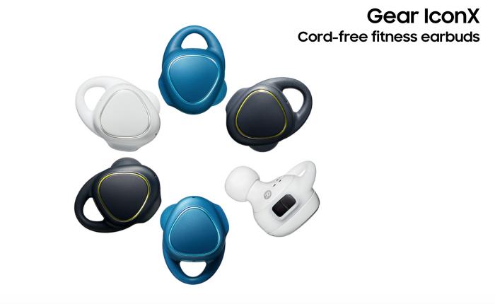 Gear IconX Earbuds หูฟังไร้สาย นวัตกรรมล่าสุดจากซัมซุง