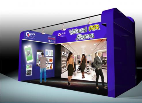 Virtual AR Store