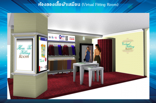Virtual Fitting Room