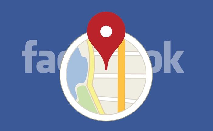 Facebook ใส่แผนที่ลงไปในโฆษณา และยังสามารถวัดจำนวนผู้เข้าเยี่ยมชมได้ด้วย
