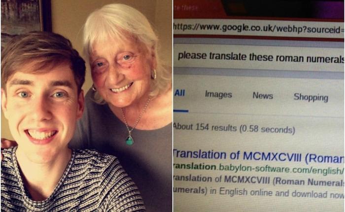 ไวรัลคุณยายผู้แสนสุภาพ Google อังกฤษ มีคำตอบแบบส่วนตัวให้เลย