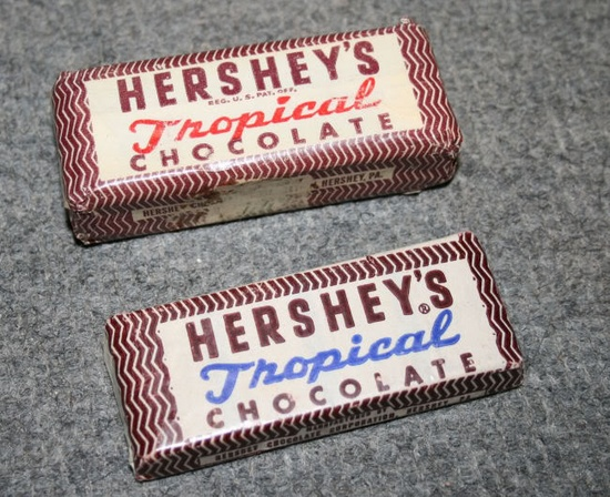 k ration hershey bars