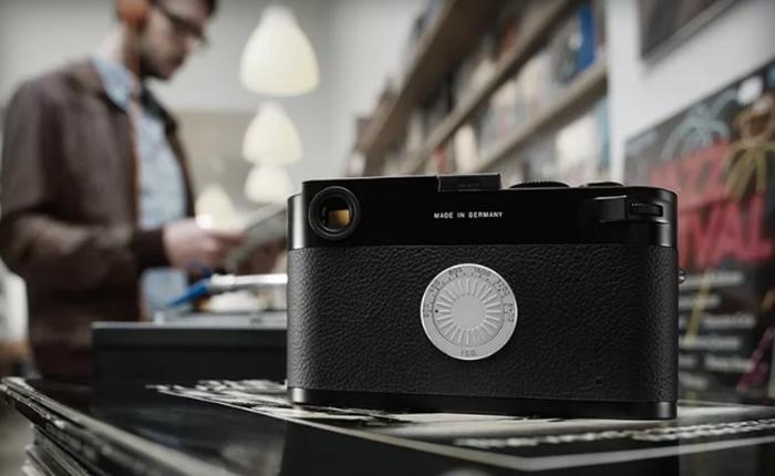 "Back to Basics ""Leica"" เปิดตัวกล้องดิจิตอลแบบไร้หน้าจอ LCD"
