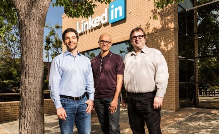 ดีลยักษ์!  Microsoft เข้าซื้อ LinkedIn มูลค่ากว่า 26,000 ล้านเหรียญฯ