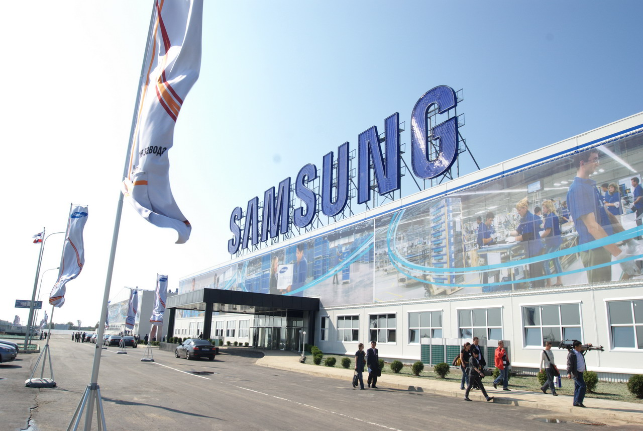 samsung-factory