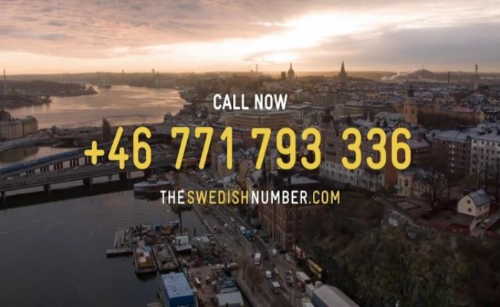 """The Swedish Number"" สำแดงความเจ๋งกลาง Cannes Lions คว้ารางวัล Direct Lions Grand Prix  #CannesLions2016"