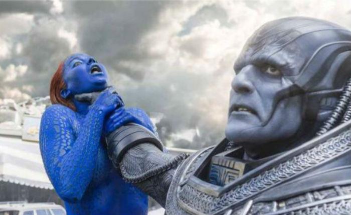 Fox ขออภัยป้ายโปรโมทหนัง X-Men: Apocalypse ถูกวิจารณ์สื่อถึงความรุนแรงต่อเพศหญิง
