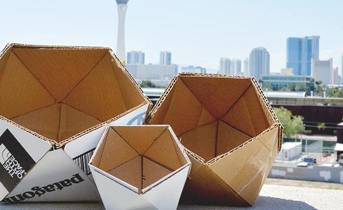 #ImNotABox แคมเปญสร้างแรงบันดาลใจให้คิดนอกกรอบ ดัดแปลงกล่องรองเท้าให้เป็นมากกว่ากล่อง