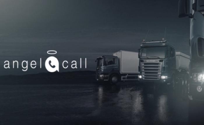 Scania ทำระบบอัตโนมัติส่งเสียงหวานๆ ชวนคนขับคุยกันหลับใน