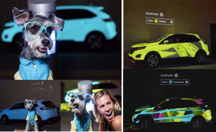 ค่ายรถมือสอง ใช้เทคโนโลยีล้ำ เปลี่ยนสีรถตามสีเสื้อ ชูจุดขายที่นี่มีรถหลากสไตล์ให้เลือกซื้อ
