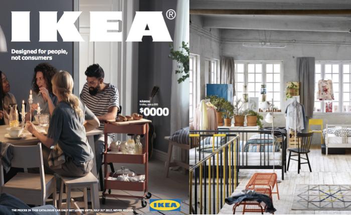 """แอบส่องแค็ตตาล็อกสินค้า """"IKEA"""" ของปี 2017 ก่อนใครได้ที่นี่"""