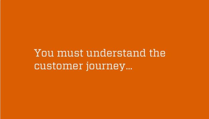 คุม Customer Journey อย่างไรให้ผู้บริโภคนั้นเข้ามาซื้อสินค้าเราได้