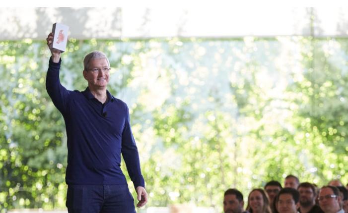 Apple ประกาศยอดขาย iPhone แตะพันล้านเครื่องแล้ว หลังตัวเลขยอดขายตกลงถึง 15% ในต้นปีที่ผ่านมา